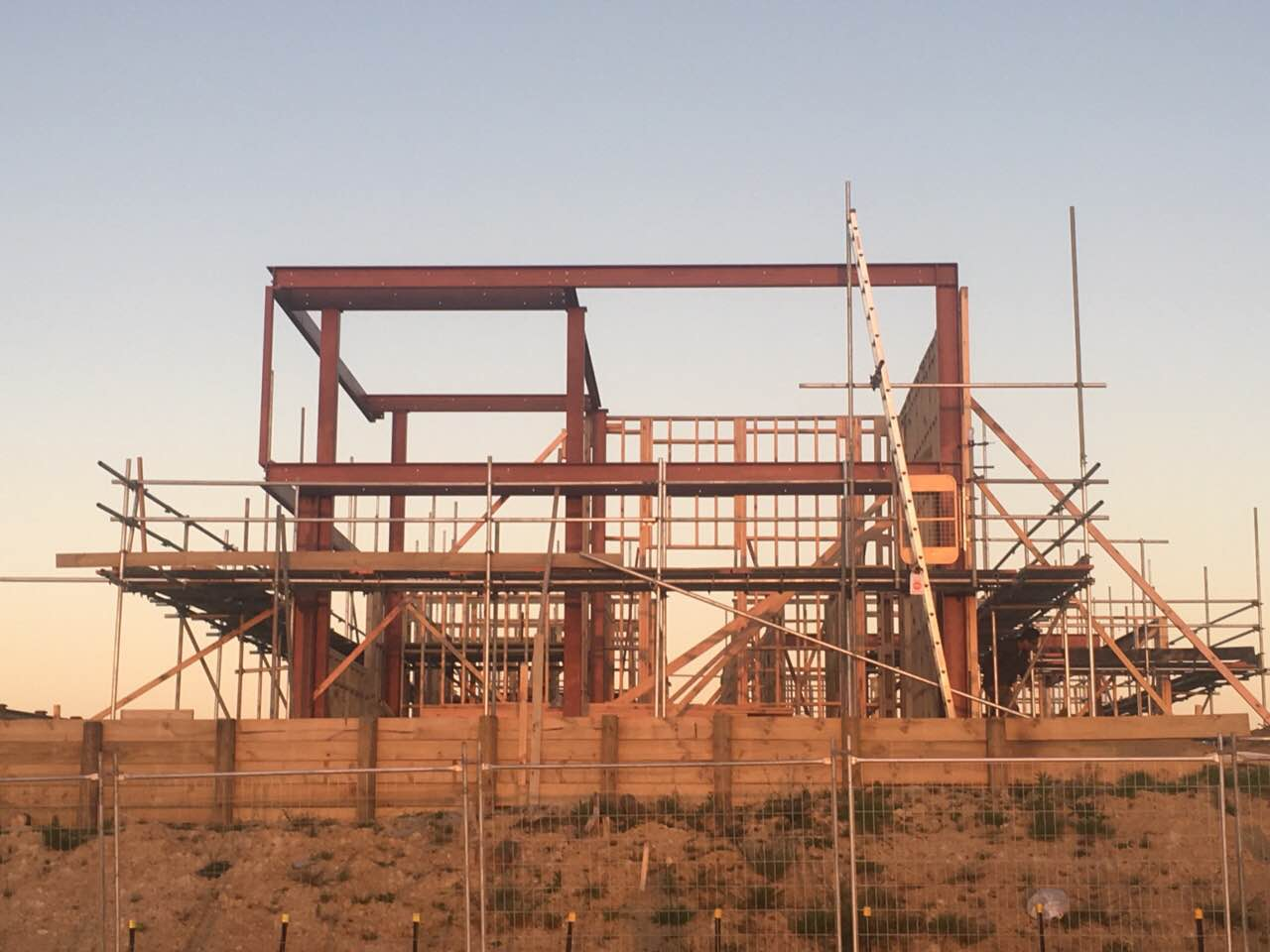 Structural Steel 9